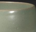 A LARGE JUNYAO GREEN-GLAZED DEEP BOWL