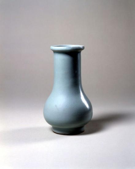 A Longquan Celadon Vase Jj Lally Co Oriental Art New York