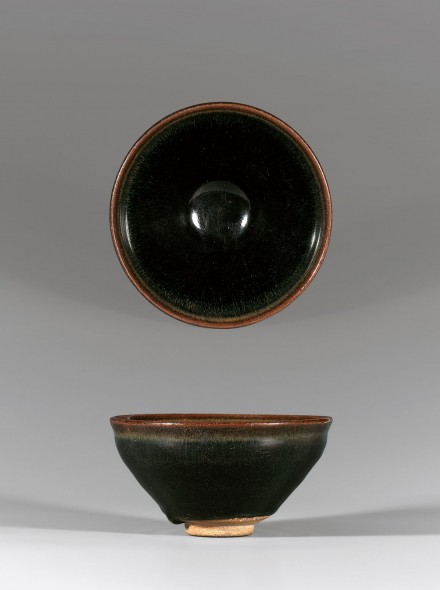 A JIANYAO IMPERIAL TRIBUTE TEA BOWL