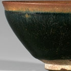 A JIANYAO 'HARE'S FUR'-GLAZED TEA BOWL