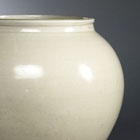 A PLAIN DINGYAO WHITE PORCELAIN JAR