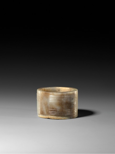 A NEOLITHIC JADE CONG