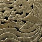 AN ANCIENT JADE OPENWORK PLAQUE