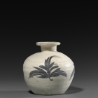 A PAINTED CIZHOU POTTERY MEIPING