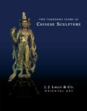 Two Thousand Years of Chinese Sculpture Cover