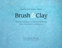 Brush & Clay: Paintings by Robert Ferris Cover