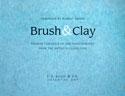 Brush & Clay: Paintings by Robert Ferris Cover