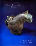 Early Dynastic China: Works of Art from Shang to Song Cover