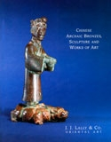 Chinese Archaic Bronzes, Sculpture and Works of Art Cover