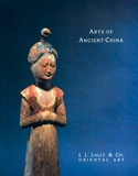 Arts of Ancient China Cover